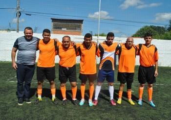 Primeiro Campeonato de Futebol
