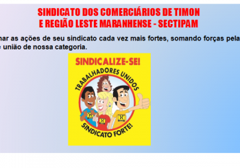 Sindicalize-se